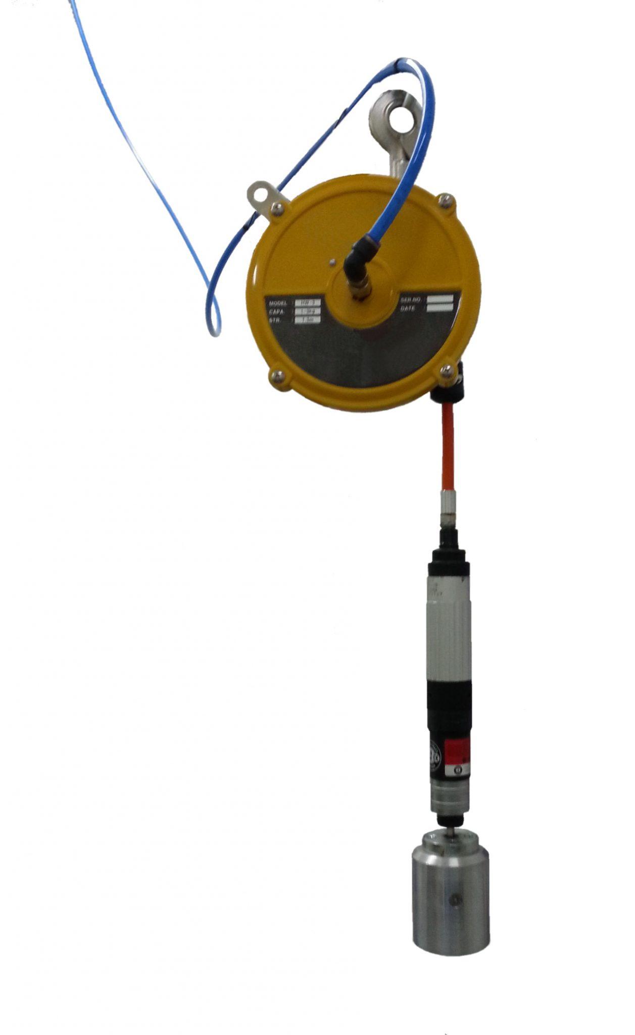 Roscador manual