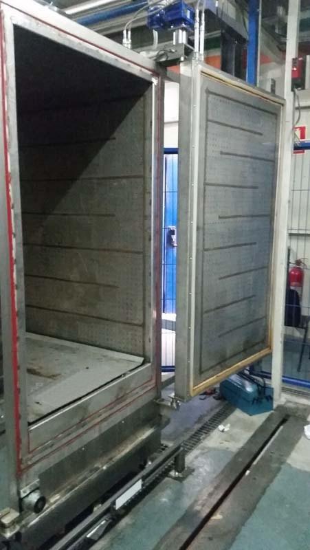 Cámara de humidificación